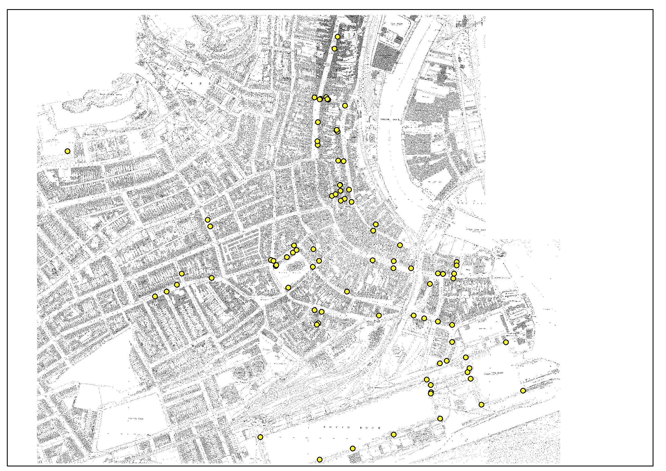 Mapping Medieval Swansea City Witness